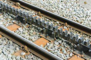 Die Zahnschiene der Zugspitzbahn