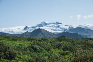 Der Hvannadalshnúkur, Islands höchster Berg