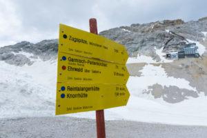 Von hier aus lassen sich auch echte Berg- und Wandertouren unternehmen. Wir verzichten heute darauf