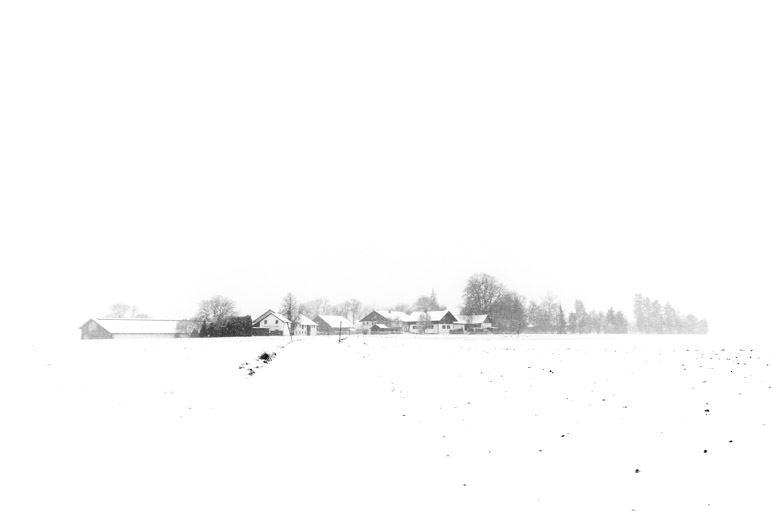 Lindach, ein Dorf zwischen Anzing, Markt Schwaben und Poing