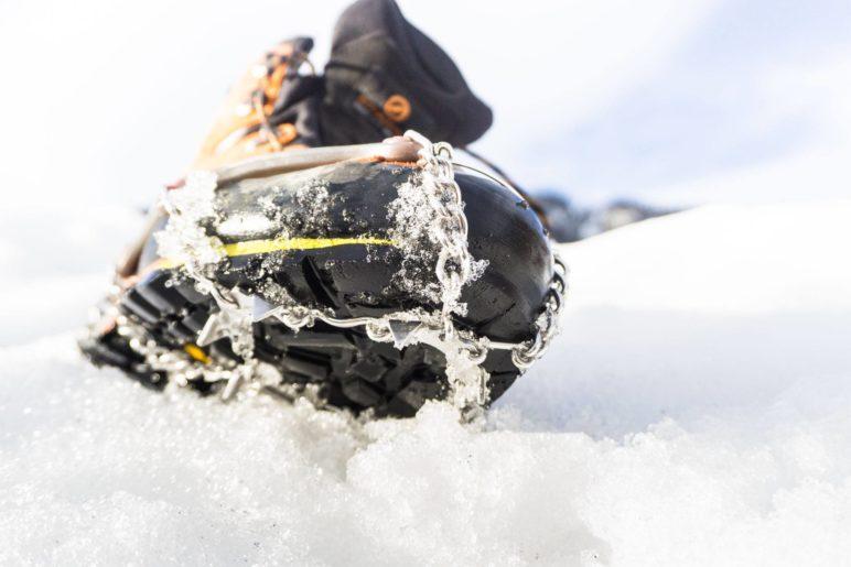 Fester Halt in Eis und Schnee: Die Chainsen Snowline Pro Schneeketten