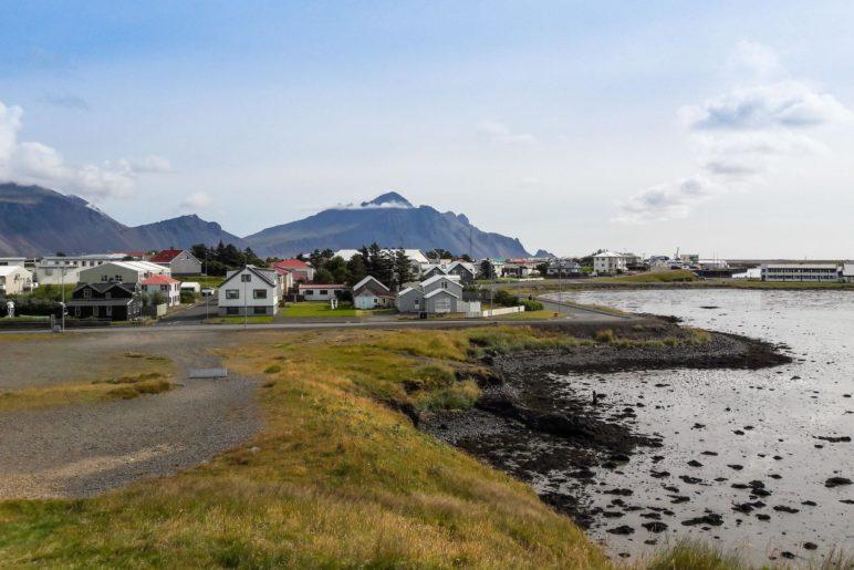 Höfn, die kleine Hafenstadt im Südosten Islands