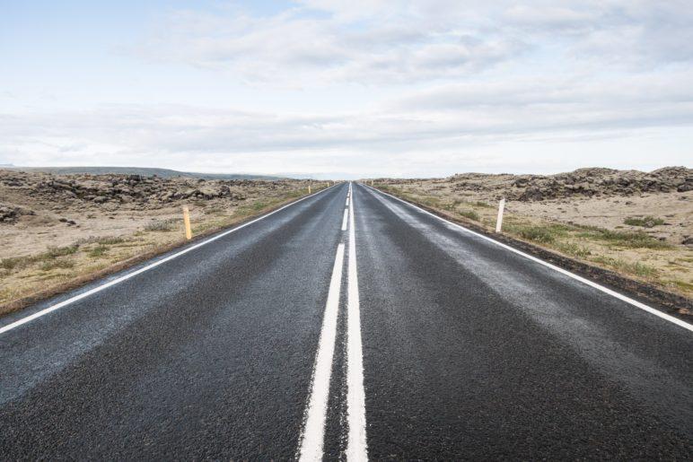Islands Ringstraße - sicher eine der Traumstraßen der Weil