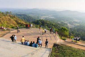 Diese Aussichtsplattform ist der beliebteste Platz in der Stadt