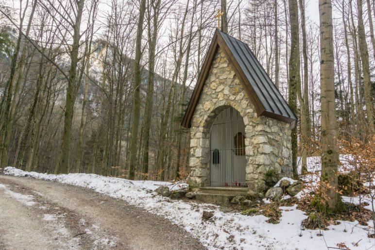 An der Antoniuskapelle