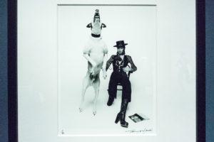 Ein großartiges Foto: David Bowie - Diamond Dogs