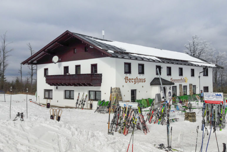 Am Berghaus Sonnenfels