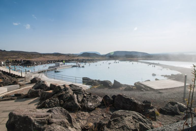 Das Mývatn Nature Bath