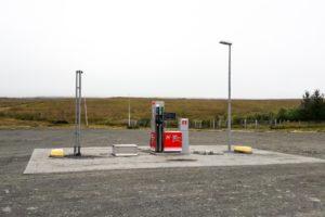 Tankstellen-Minimalismus