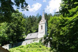 Die Lindenkirche auf dem Georgenberg