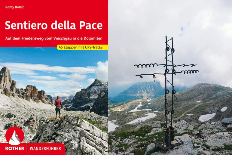 Sentiero della Pace - Auf dem Friedensweg vom Vinschgau in die Dolomiten - Fotos: Romy Robst / Jesse Raith