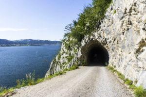 Zurück durch die Tunnel