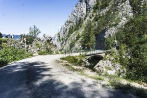 An der Lainaubrücke