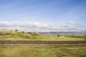 Blick nach Osten über das weite Tal des Héraðsvötn