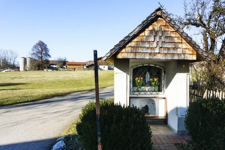 Die kleine Hirschau Kapelle
