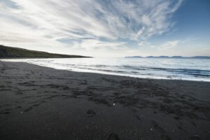Húnafjörður / Hunafjord, diesmal der Blick nach Norden