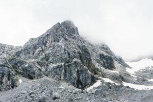 Die Blaueisspitze, was für ein schöner Berg!