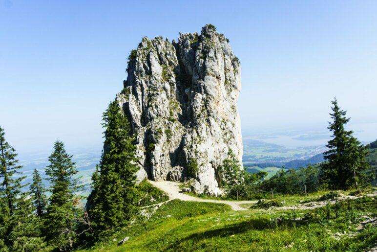 Der markante, 1512 Meter hohe, Staffelstein